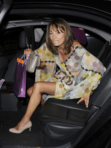 Kate nackt Crash Celebrities who
