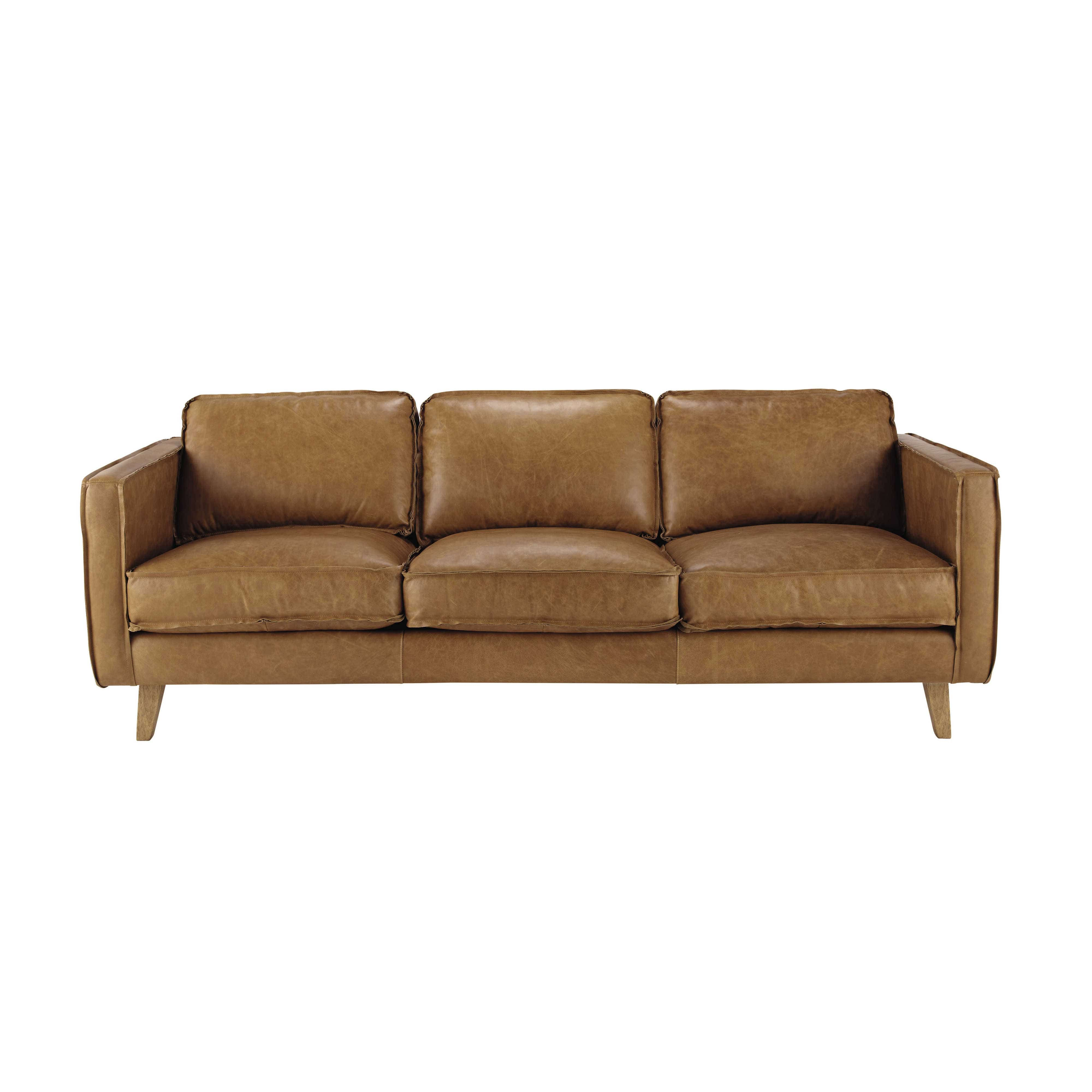 Vintage Sofa 3 Sitzer Aus Leder Camelfarben Jetzt Bestellen Unter Moebelladendirektde Wohnzimmer Sofas 2 Und Uid885b332f 9485