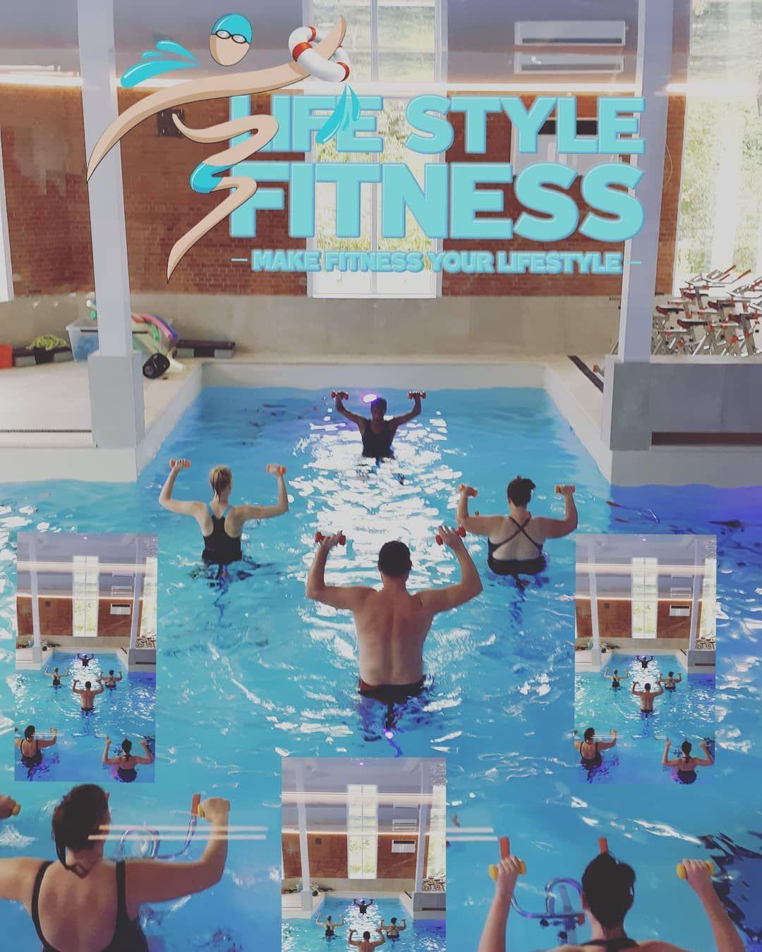 DE HEILZAME EFFECTEN VANAQUABIKE🙆♂️🙆♀️!!! ➡️ Net als bij aquagym beschermt het water je spieren e...