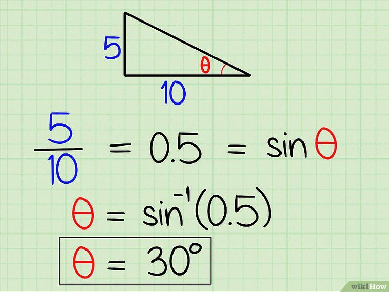 Calculate angles angles calculator