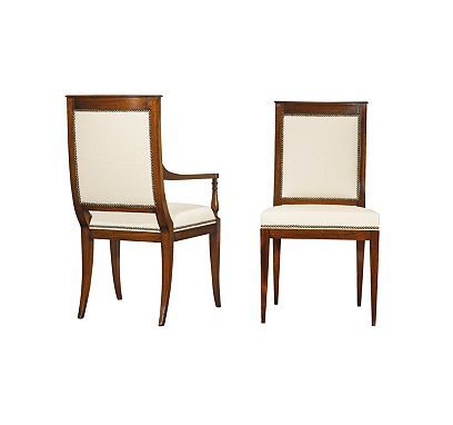 Boudet Arm Dining Chair from the Acquisitions by Henredon ...