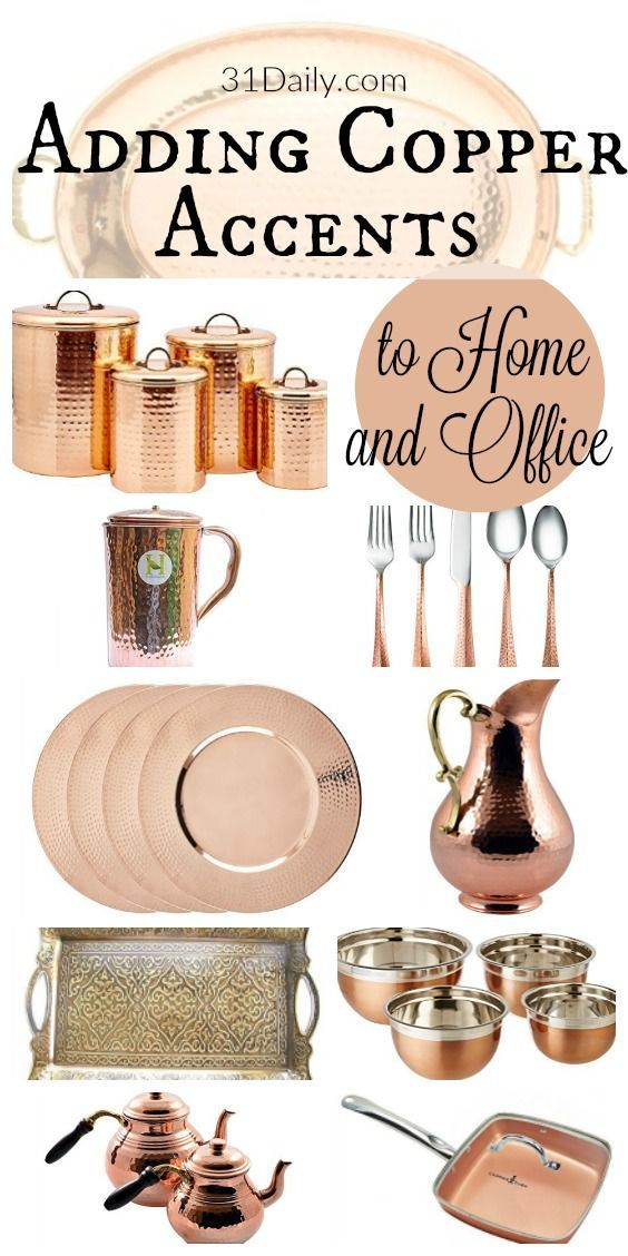 Warming Up Your Home with Copper Accents |