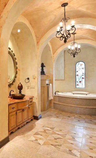 old world mediterranean italian spanish tuscan homes decor beautiful bathroomsluxurious