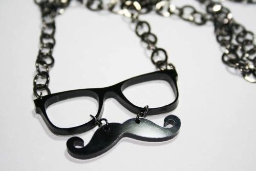 mustacho gafas