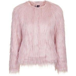 TOPSHOP Fluffy Faux Fur Jacket   Scream queen fashion   Pinterest ...