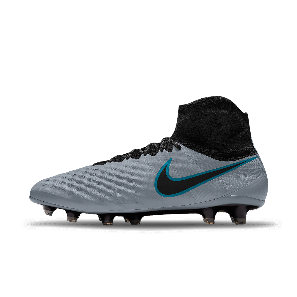 d276e46bfabe Nike Magista Obra II FG iD Men s Firm-Ground Soccer Cleats Size 10.5 (Grey)