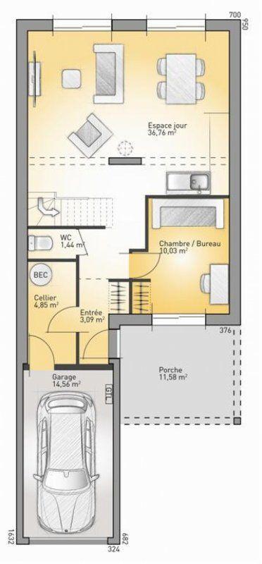 Plan Maison Neuve  Construire  Maisons France Confort City  G