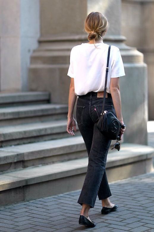 all the basics Street style trends, Fashion, Street style