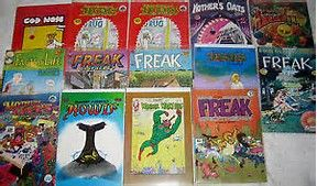 Image result for FREAK BROTHER UNDERGROUND COMICS