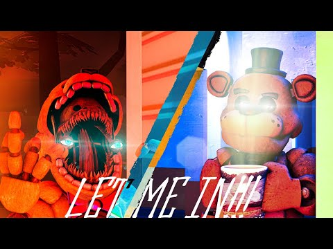 Sfm Fnaf Meme Let Me In Halloweeny Special Vaportrynottolaugh Youtube Let Me In Fnaf Try Not To Laugh
