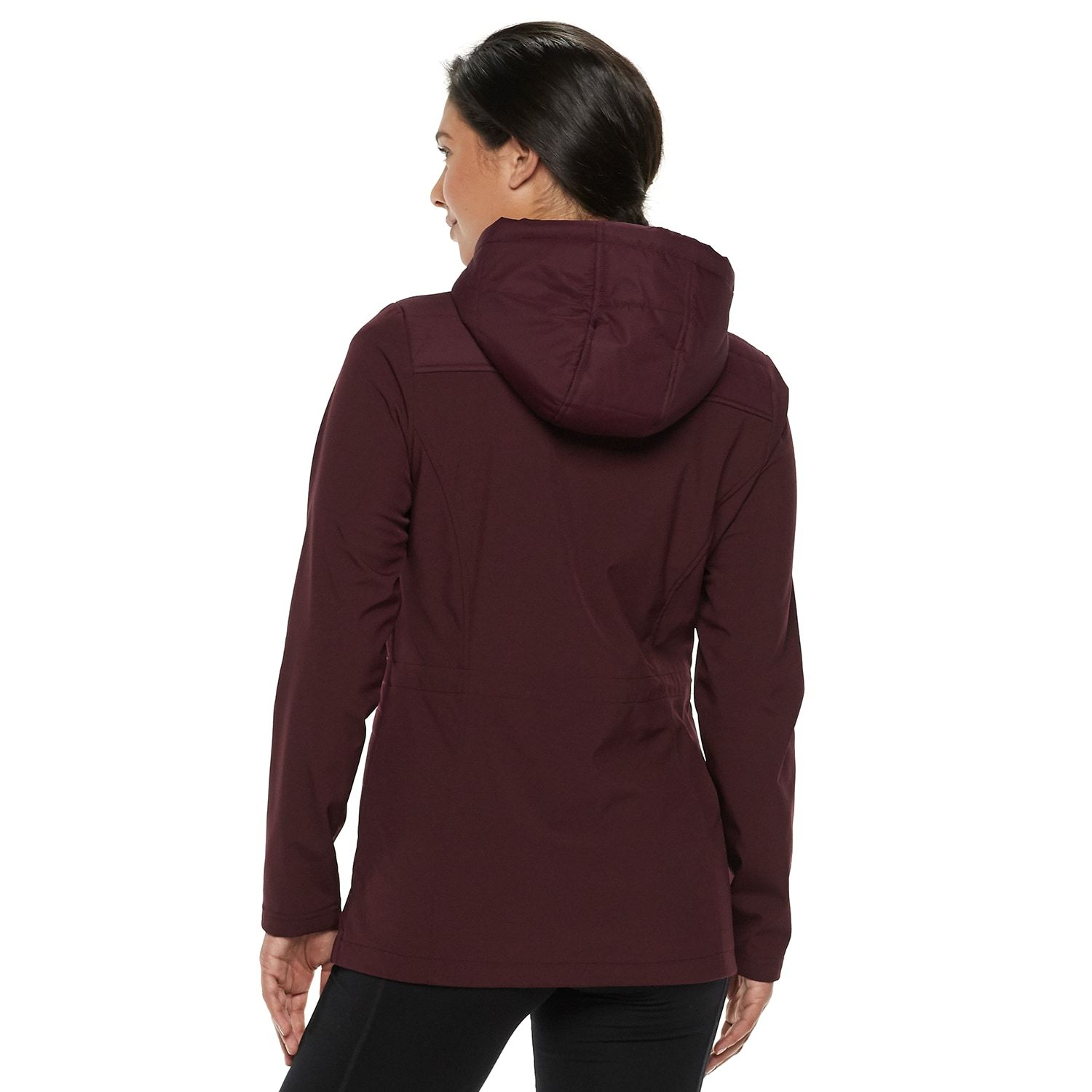 c9c50d43 Women's New Balance Hooded Soft Shell Puffer Jacket in 2019 ...
