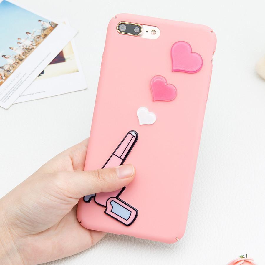 coque iphone 7 plus coeur