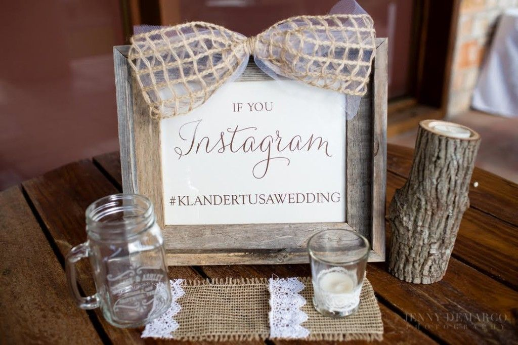 Creating Your Perfect Wedding Instagram Hashtag Dos and