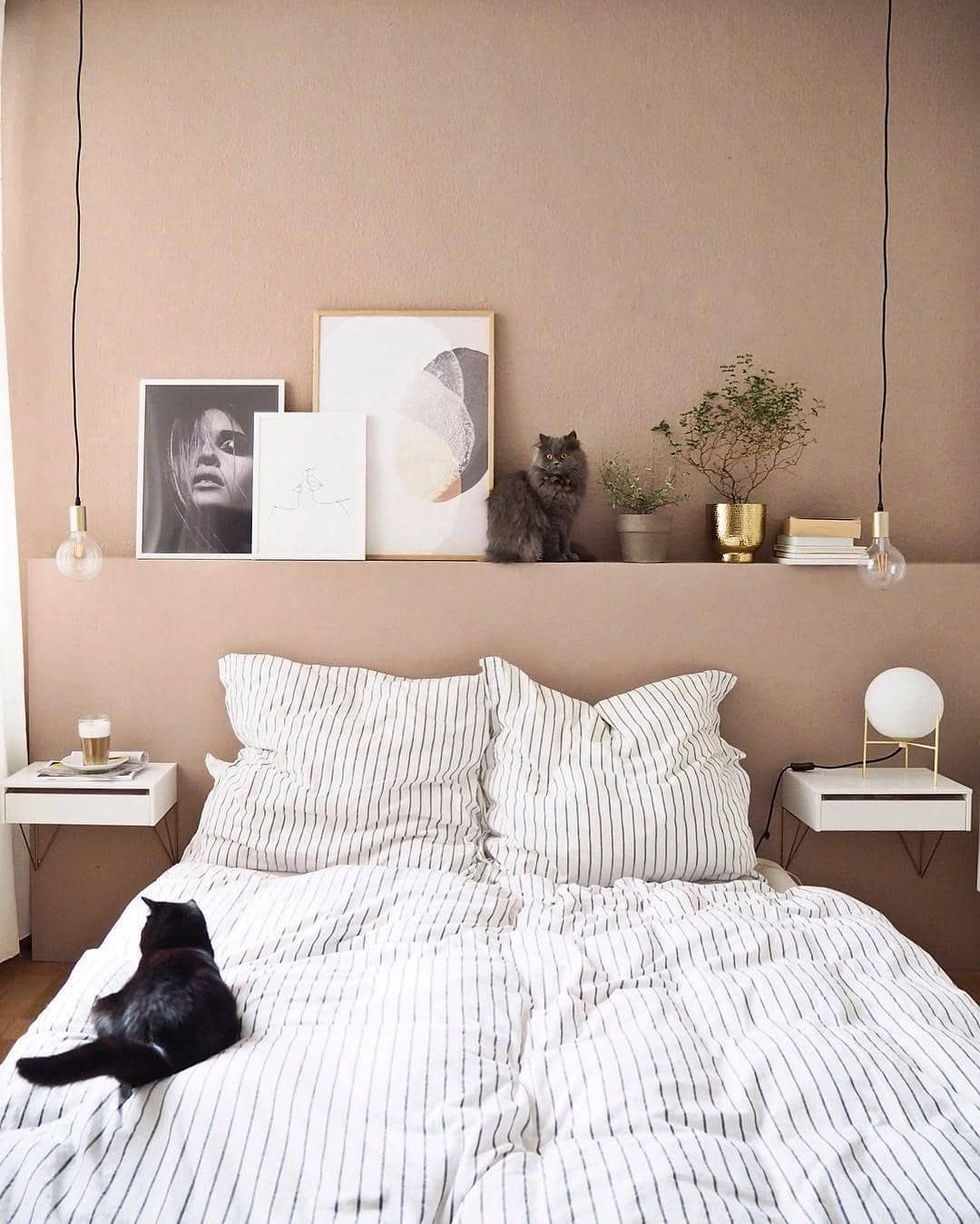 "Photo of @westwingde on Instagram: ""Blush-dreams! 🌸 ⁣ 🔎 Sucht nach ""Bettwäsche"" für tolle Schlafzimmer-Textilien. ⁣ ✨ www.WestwingNow.de ✨ ⁣ 📸: @oursweetliving ⁣ Euer…"""