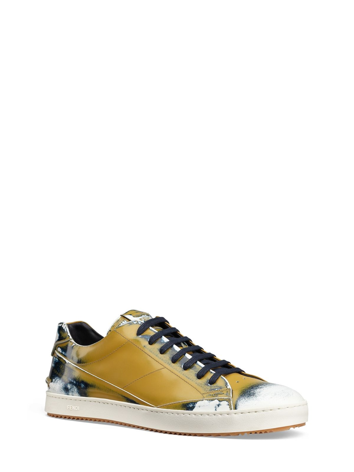 573fd0d3e8cbb Fendi - 7E0784 M5Z L07 Mens Designer Shoes, Men's Wardrobe, Lanvin, Luxury  Fashion