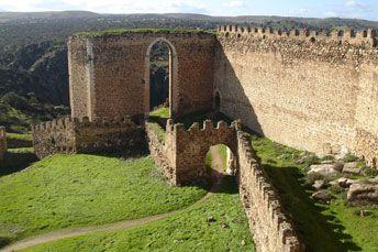 castillo templario san martin de montalbán (Toledo)