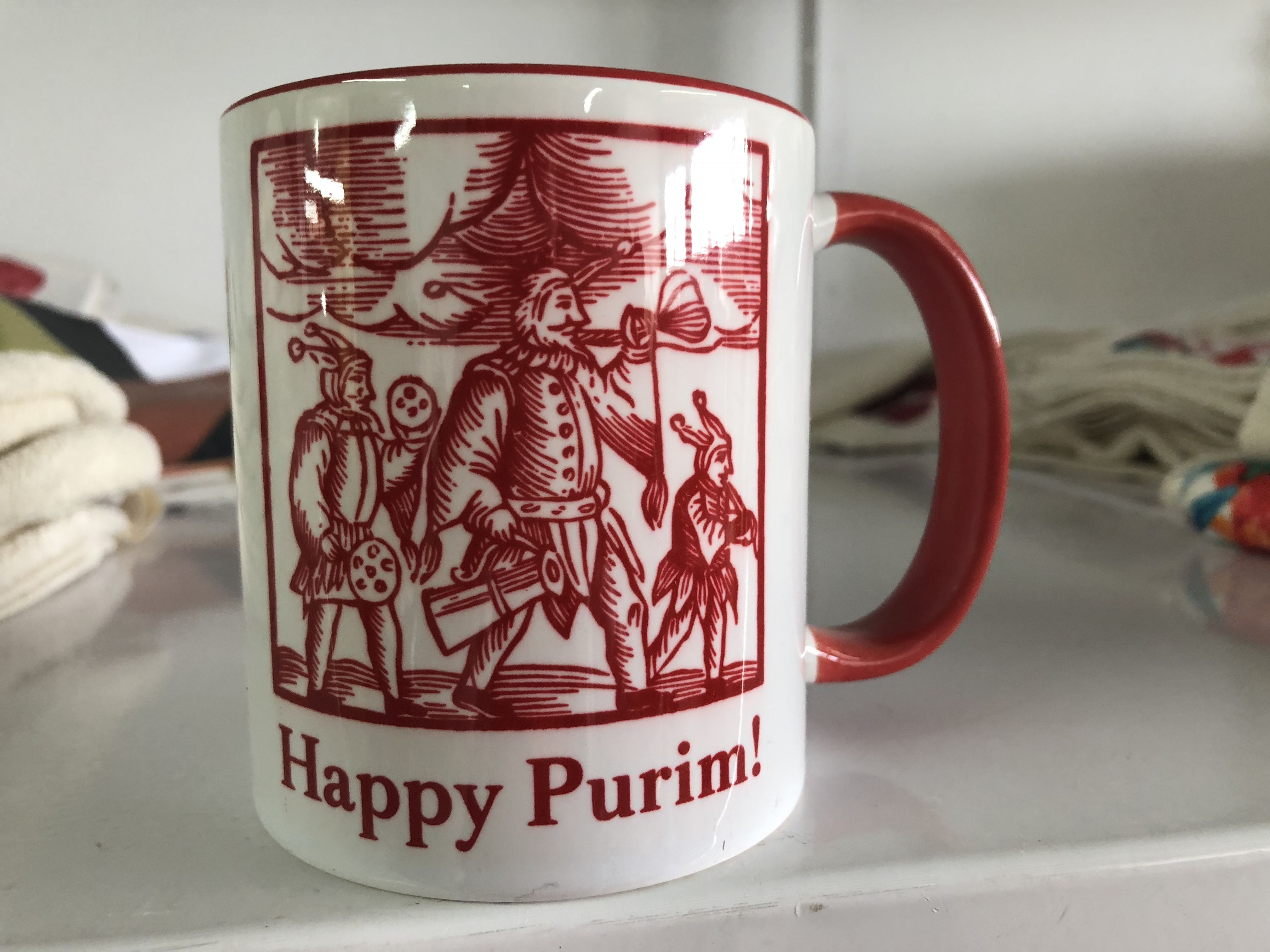 I Love This Woodcut Taken From Old Texts With Images Purim Happy Purim Woodcut