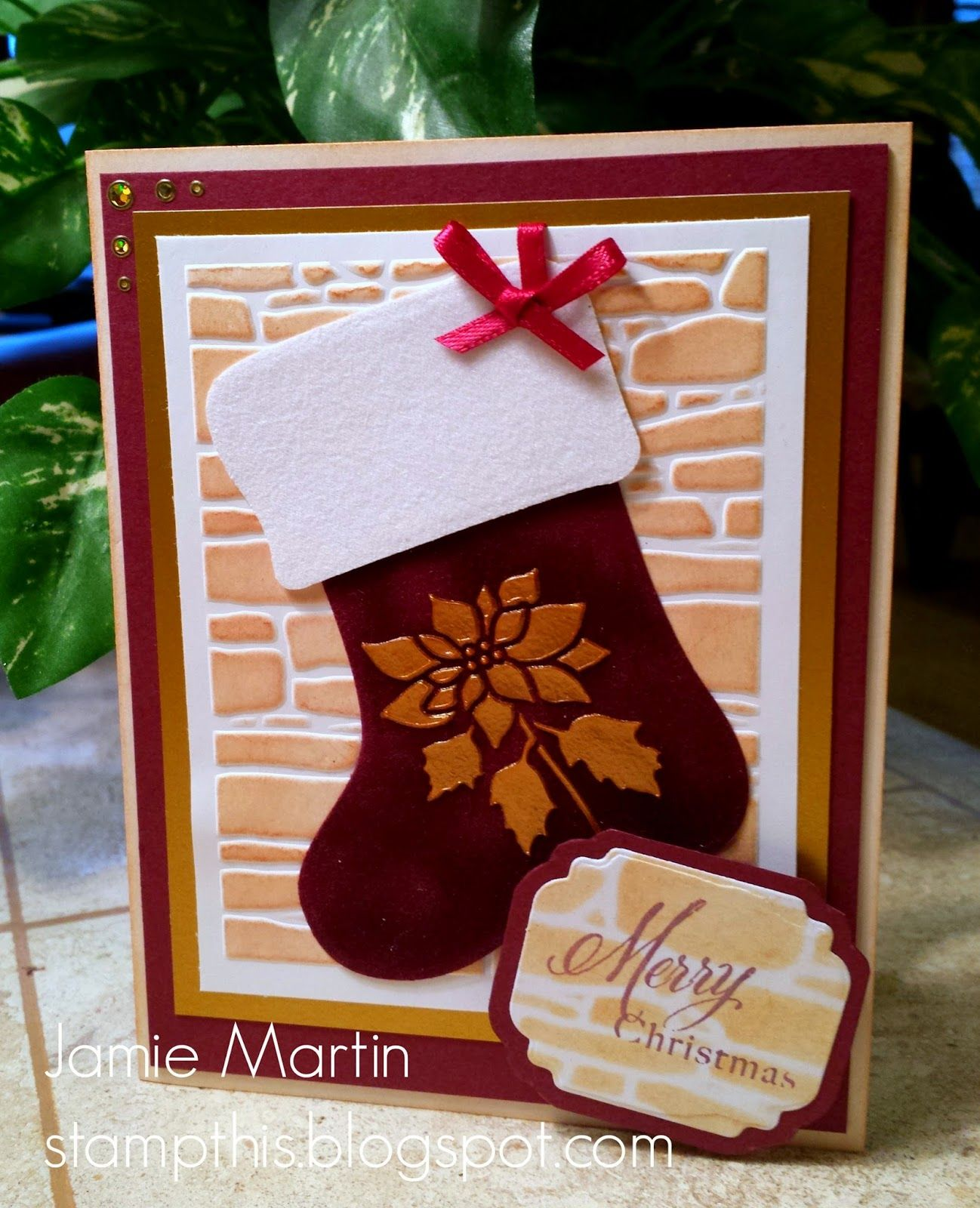 By The Chimney With Care (With images) | Christmas cards