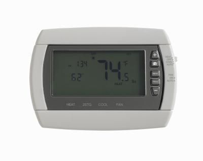 How To Tell If Your Home Thermostat Is Bad Home Thermostat Honeywell Thermostats Digital Thermostat
