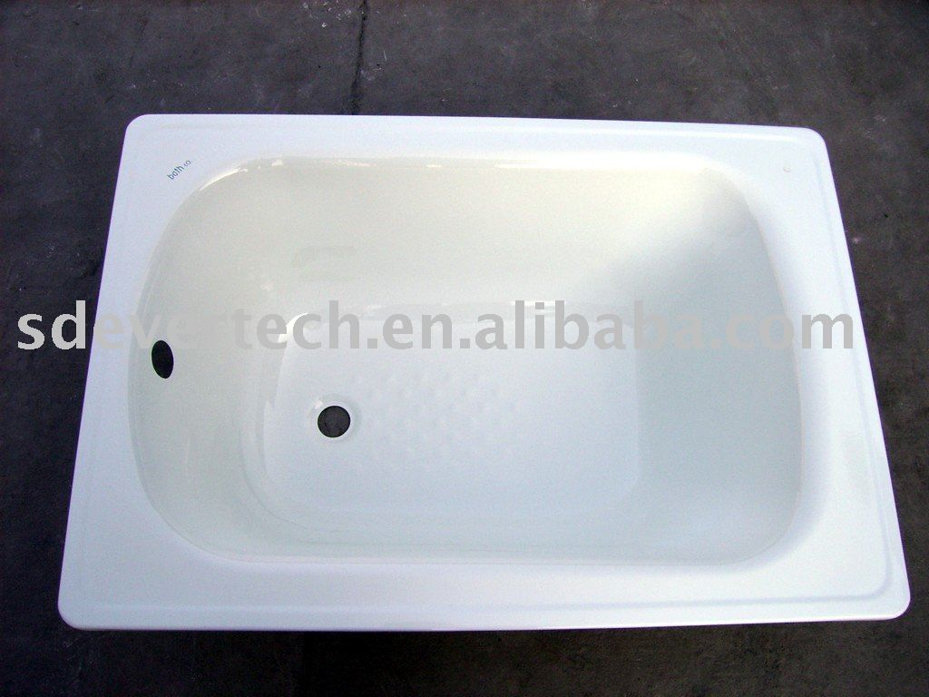 Enamel Steel Bath tub 1200MM | Bathroom reno | Pinterest | Bath tubs ...
