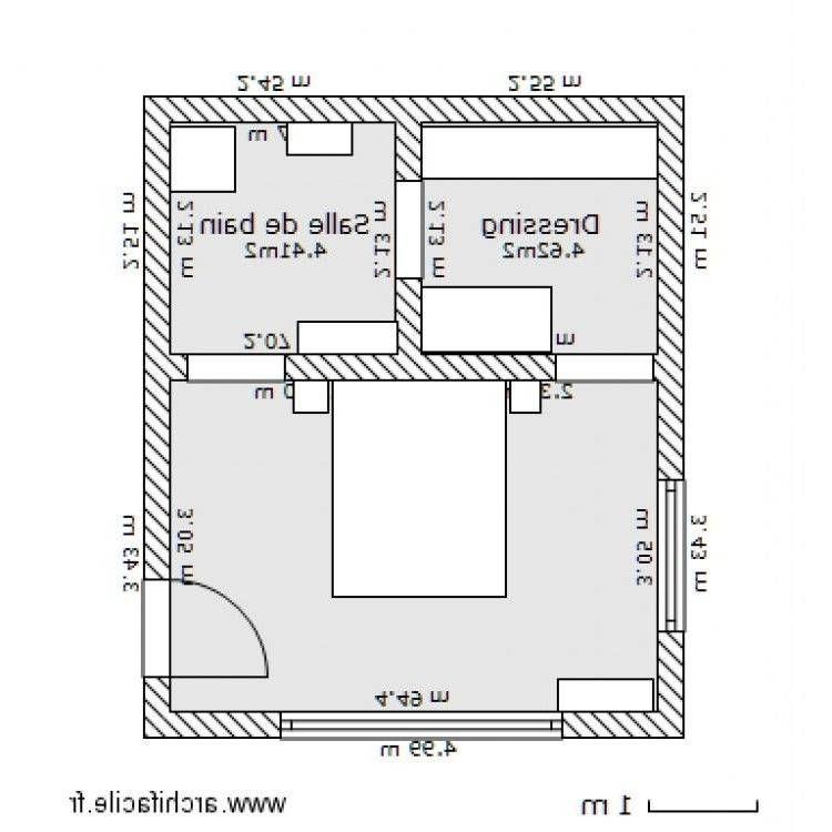 46 Ides Dimages De Chambre De 12m2 Avec Salle De Bain For