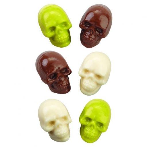 Wilton 3D Candy Mould Skulls | Hobbycraft