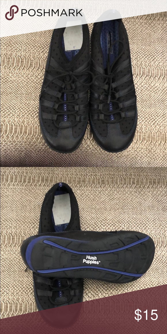 Slip On Hush Puppies Casual Shoes Black Never Worn Hush Puppies Casual Shoes Hush Puppies Shoes Athletic Shoes Casual Shoes Hush Puppies Shoes Shoes