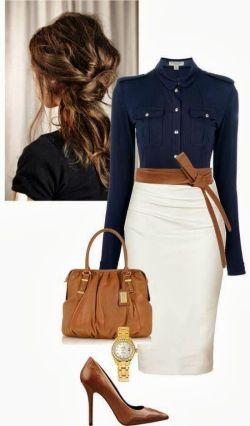 classy roupa bolsa sapatos cinto marrom bonito e penteado perfeito - relógio de ouro completa t ...