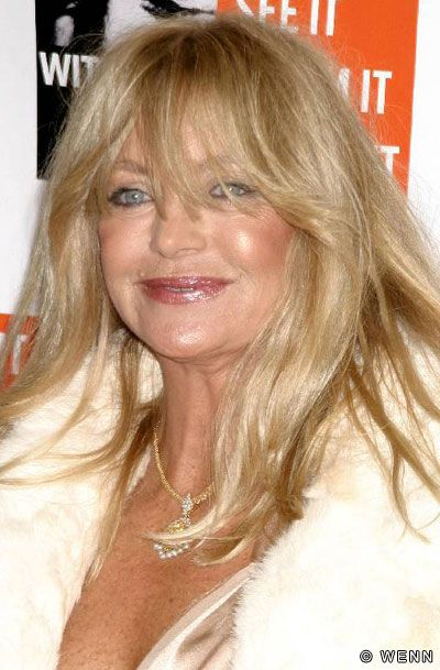 Goldie Hawn: I was born with a high set point for