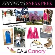 The CAbi Spring '13 Sneak Peek is HERE, and wait until you see where we shot this gorgeous collection...the most fashionable and beautiful city in the world...PARIS! #CAbi #Spring13 #SneakPeek