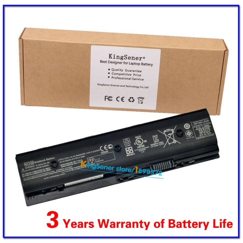 39.99$  Buy now - http://alixj6.shopchina.info/go.php?t=32514792227 - KingSener 11.1V 62WH Laptop Battery MO06 HSTNN-LB3N For HP Pavilion DV4-5000 DV6-7002TX 5006TX DV7-7000  Batteries 671567-421 39.99$ #aliexpress