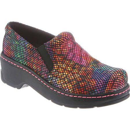Klogs Footwear Naples Neon Basil Women