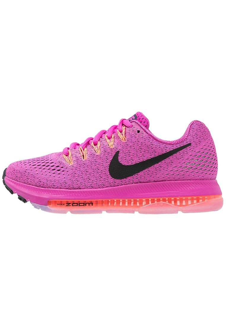 the latest ddc5f 34c54 Nike Performance ZOOM ALL OUT Zapatillas neutras fire pink black