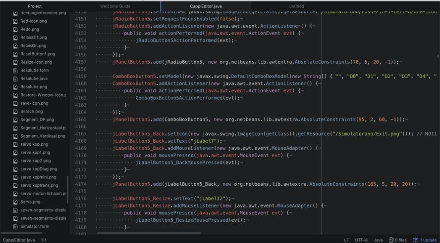 Java Codes