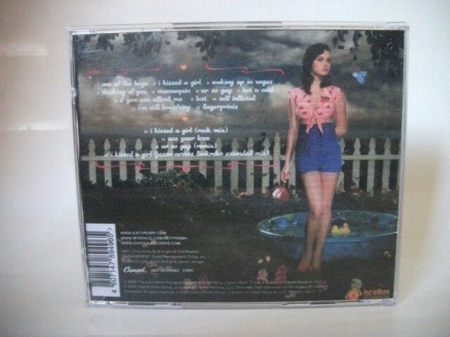 One Of The Boys Deluxe Part Two Katy Perry Katy Perry
