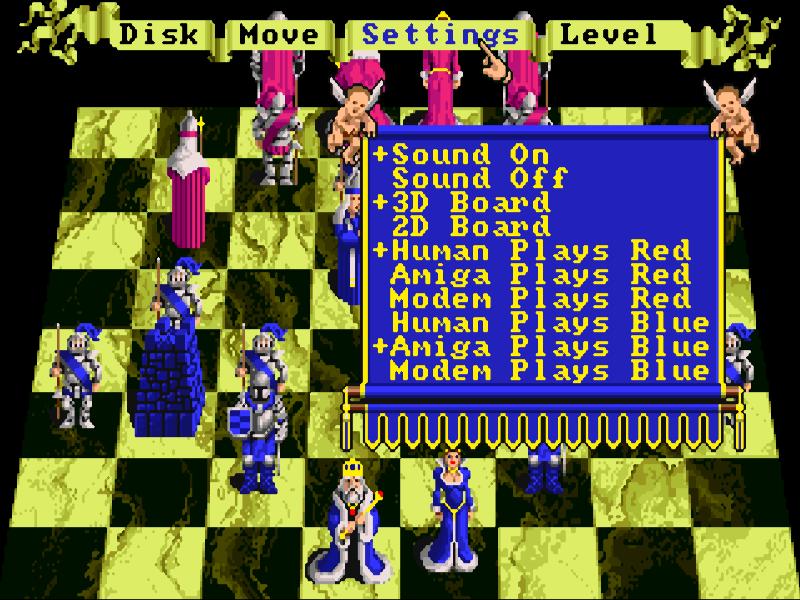 Battle Chess Amiga) Good old games, Battle