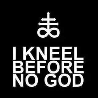 Except Loki, because WHO WOULDN'T? :-D It has been pointed out to me that this is a satanic cross--so I guess I will move it to my Atheism board :-) Thanks, dude!