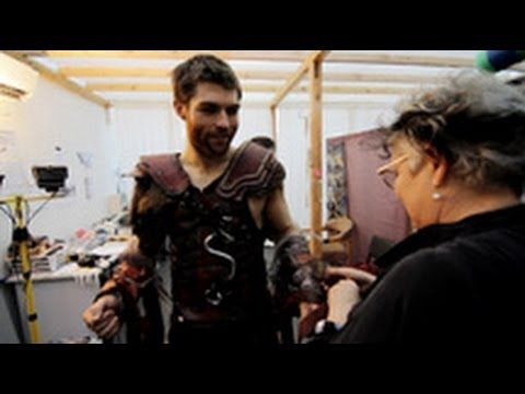 Spartacus: War of the Damned  - Costumes