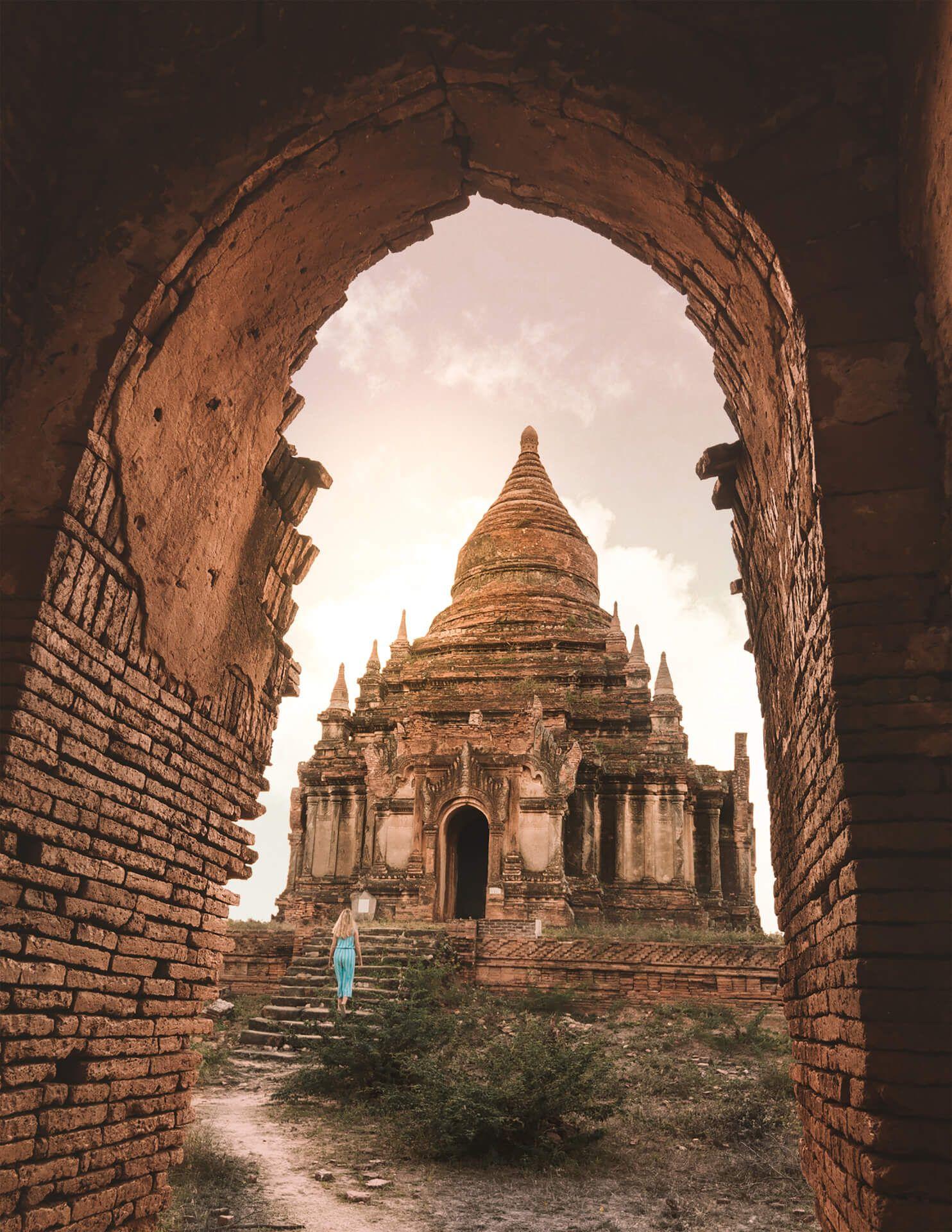 BEST BAGAN TEMPLES | Myanmar travel, Bagan, Travel