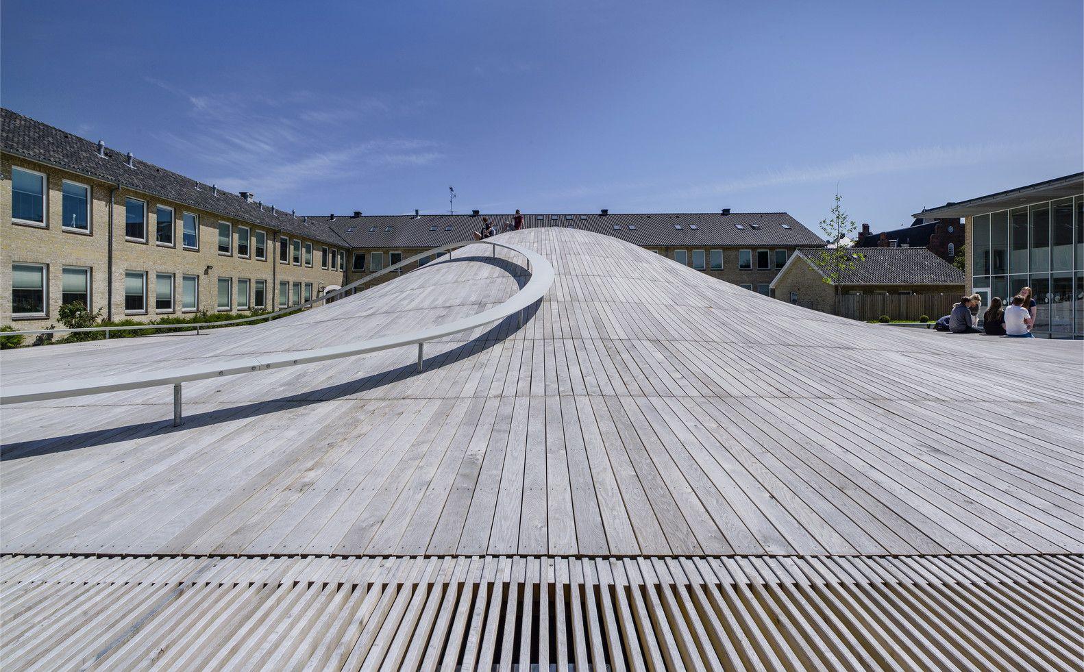 Galería de Gimnasio Gammel Hellerup / BIG - 11