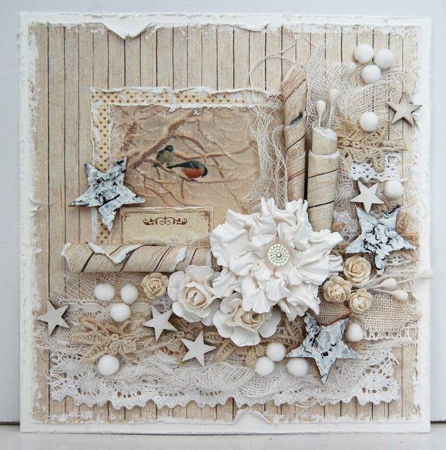 Ingrid's place: winter card -Pion Design-