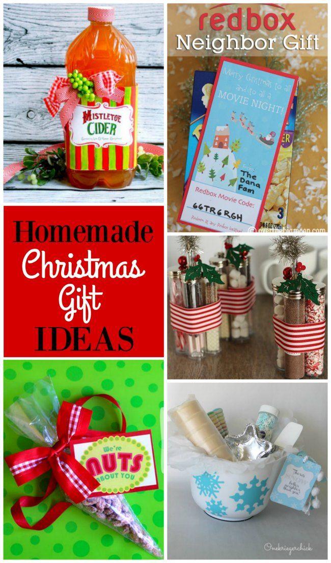 Homemade Christmas Gifts For Family | Euffslemani.com