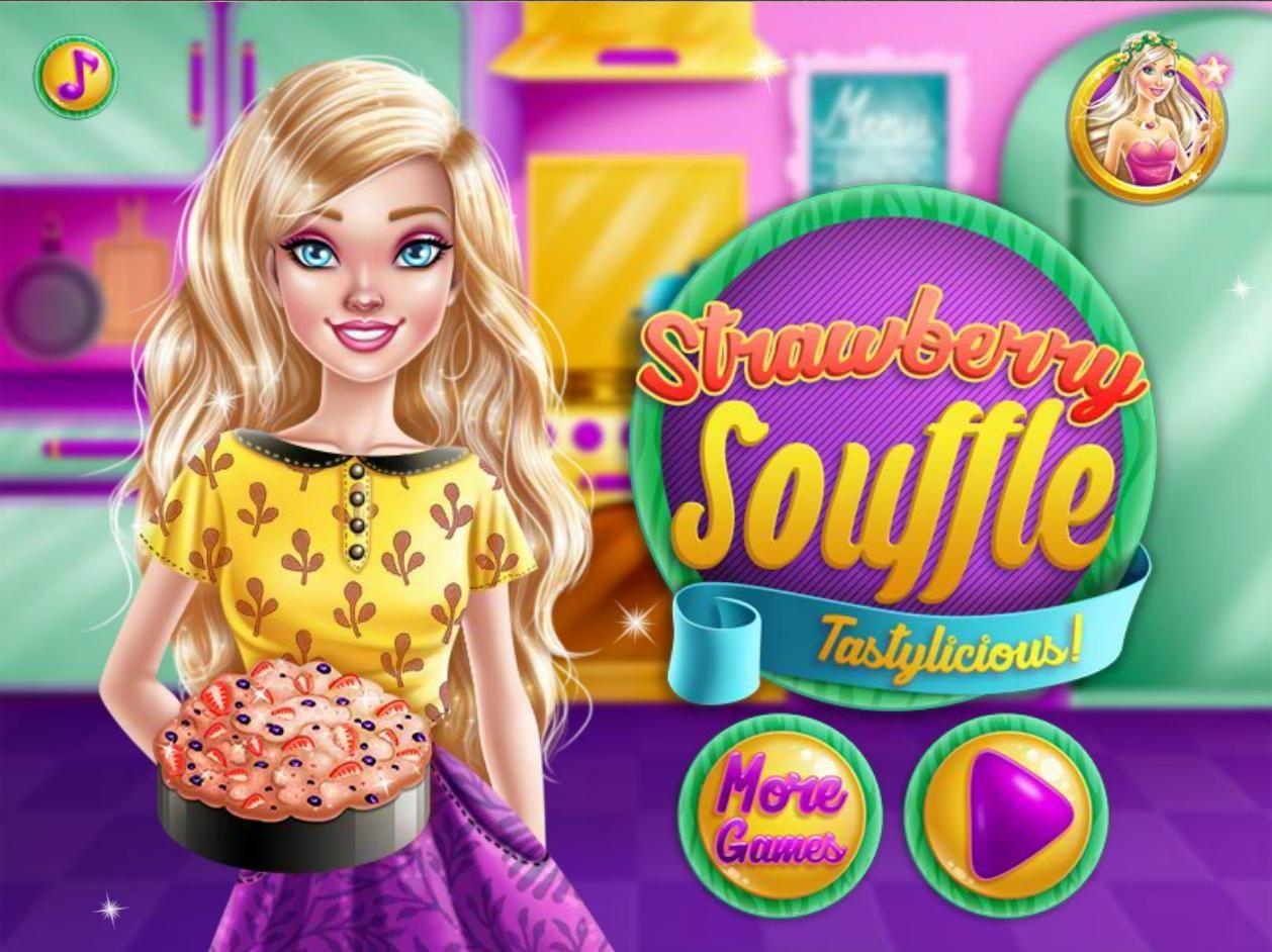 W Kuchni Z Barbie Gry Dla Dziewczyn Disney Characters Disney Princess Disney