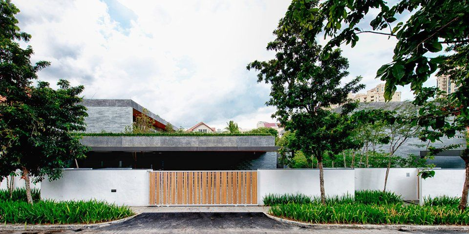 The Wall House by FARM (1)