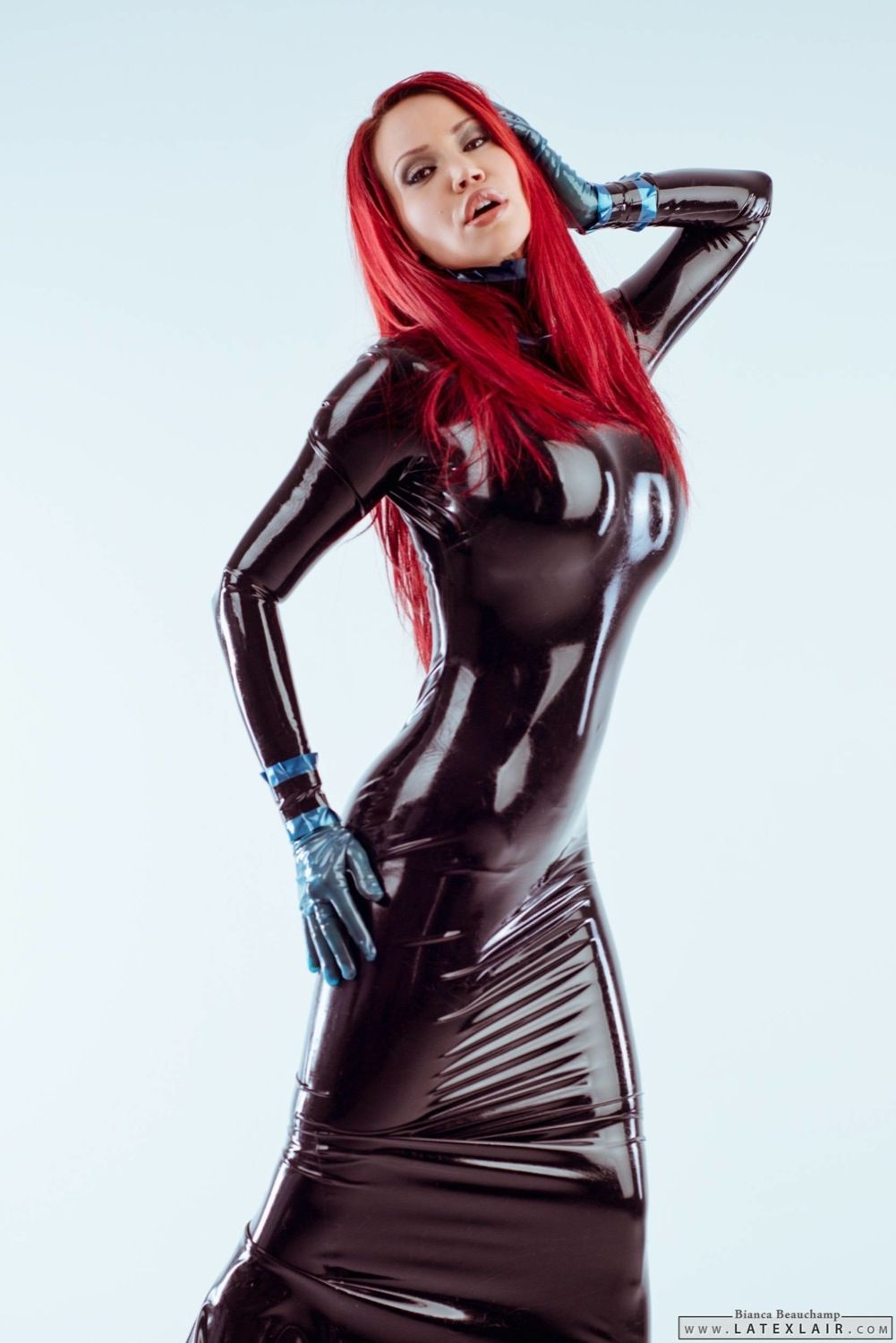 Holly Halston Latex intended for bianca beauchamp is a latex model babe. | sexy lil outfits
