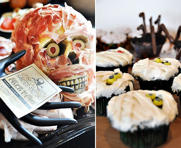 Creepy Darkness Pinterest Halloween foods, Creepy halloween - pinterest halloween food ideas