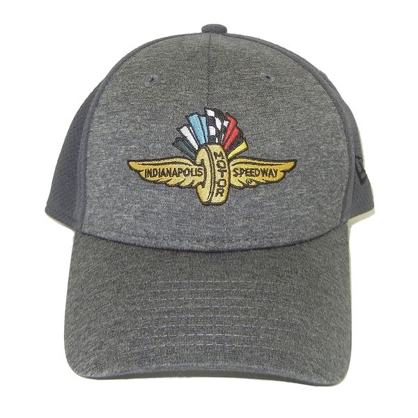Indianapolis Motor Speedway Shadow Tech New Era 39THIRTY Cap - Indianapolis Motor Speedway/INDYCAR