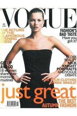 Fashion Magazine Covers - Online Archive for Women (Vogue.com UK)