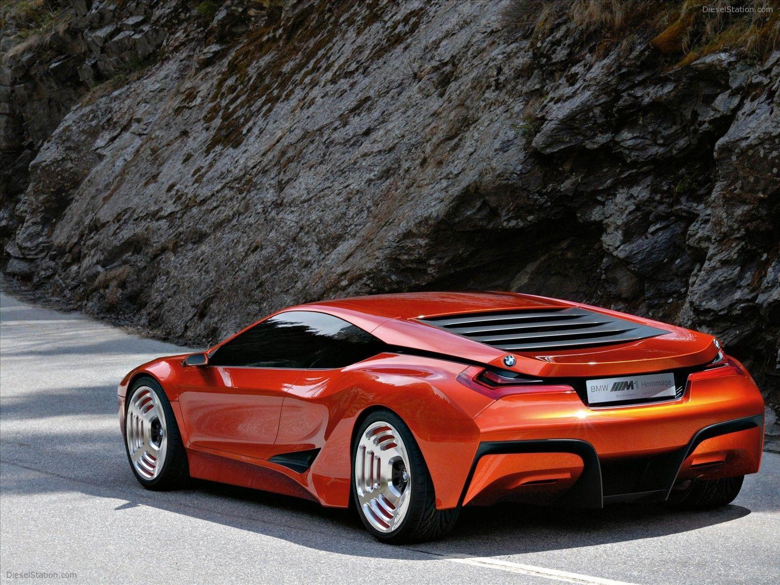 BMW hommage concept Bmw concept car, Bmw concept, Bmw cars