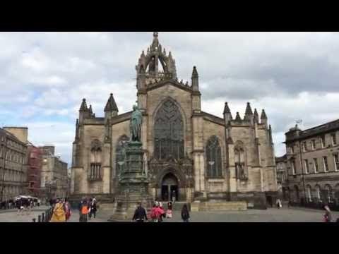 Vlog - My trip to Scotland - YouTube